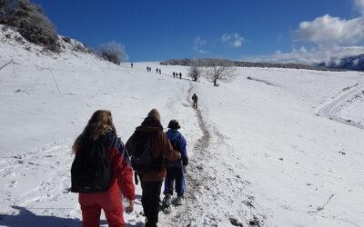 Excursion en Pyrénées Ariégeoises