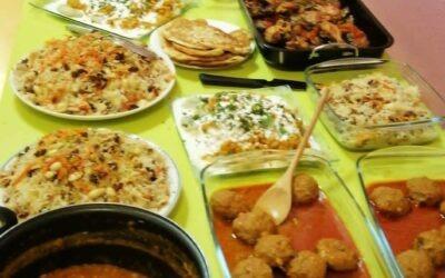 Atelier cuisine du monde : Afghanistan